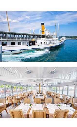 Bienvenue à bord du bateau « Savoie »