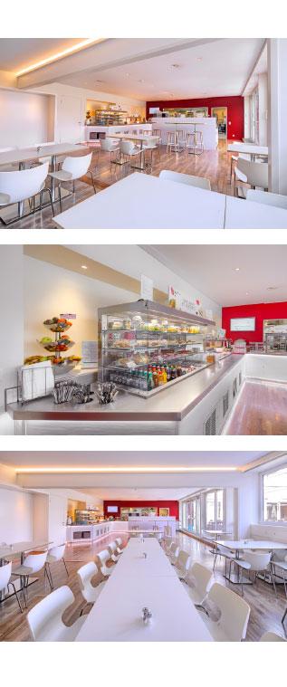Un concept bien-être et santé pour le restaurant «Le Patio»