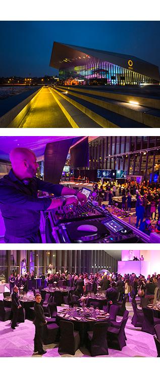 Votre soirée de fin d'année au SwissTech Convention Center