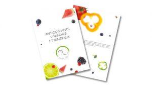 Brochure équilibre - Antioxydants, vitamines et minéraux